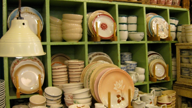 Vintage Hotel and Restaurant Ware
