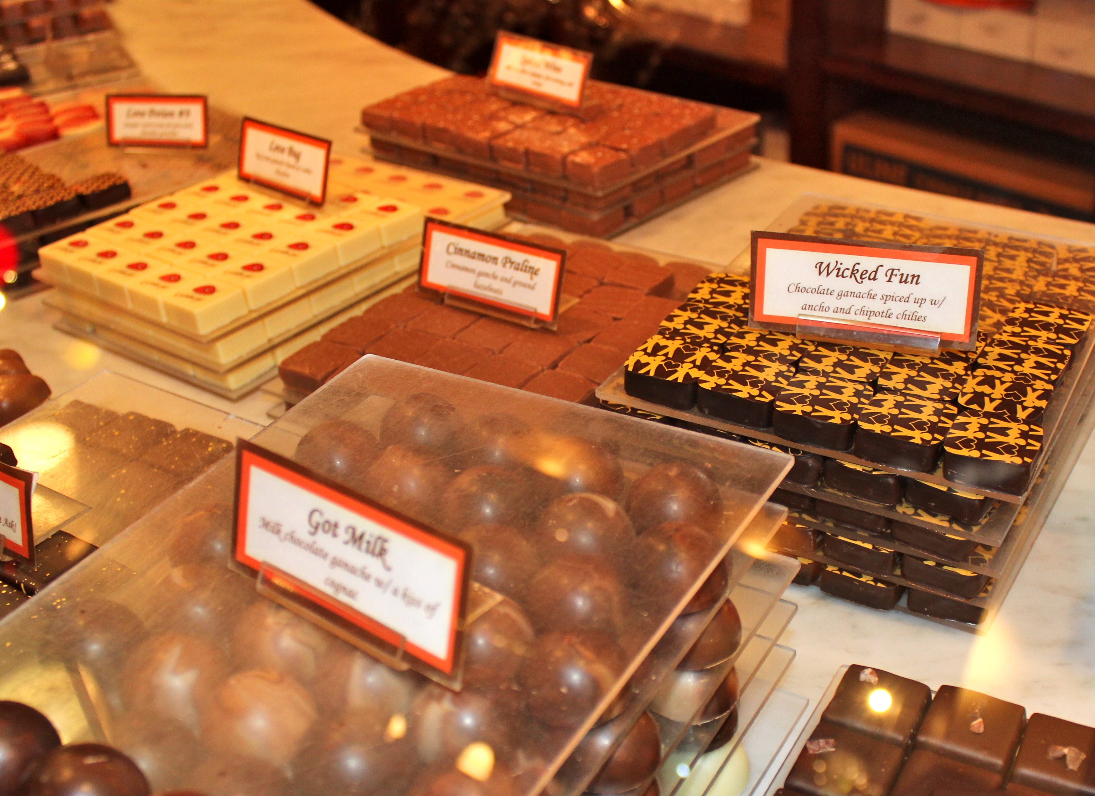 Jacques Torres Chocolate | Goodbye, New York
